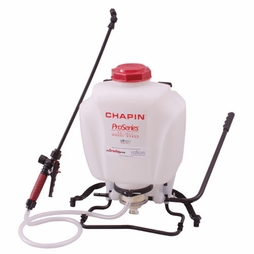 Crosby 4 Gallon Backpack Sprayer for Vitalife Lubricant - #1039092