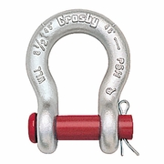 Crosby G-213 Round Pin Anchor Shackles