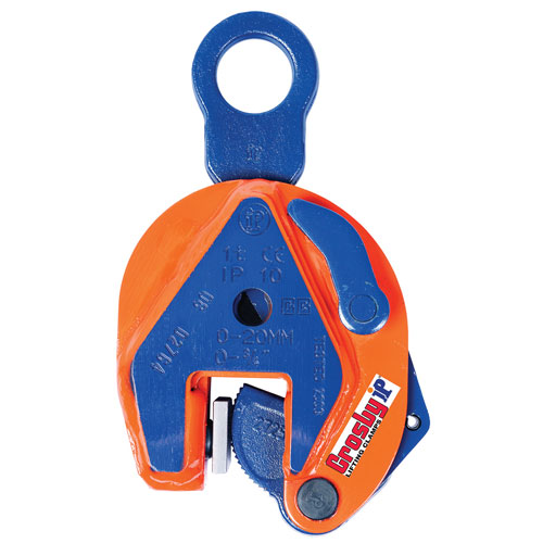 Crosby IP IP10 3 Ton Lifting Clamp - #2701664