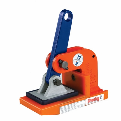 Crosby IP IPHNM10 2 Ton Non-Marring Horizontal Lifting Clamp - #2703290