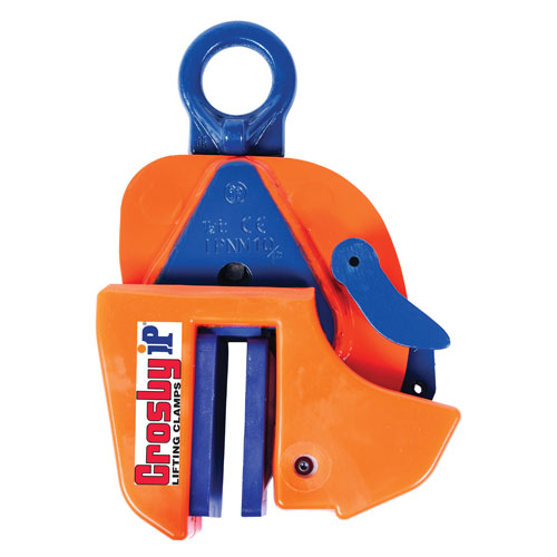 Crosby IP IPNM10P 1/2 Ton Non-Marring Lifting Clamp - #2703278