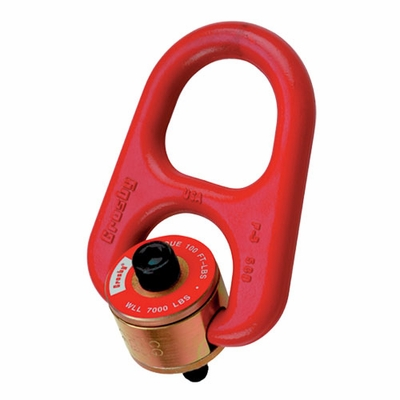 Crosby M16-2.00 x 25.50 mm HR-1000M Swivel Hoist Ring - 1900 kg WLL - #1068334