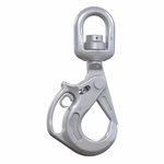 Crosby S-13326AH Shur-Loc Swivel Handle Hooks
