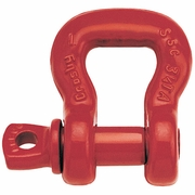 Crosby S-253 Screw Pin Sling Shackle - 6-1/2 Ton WLL - #1020584