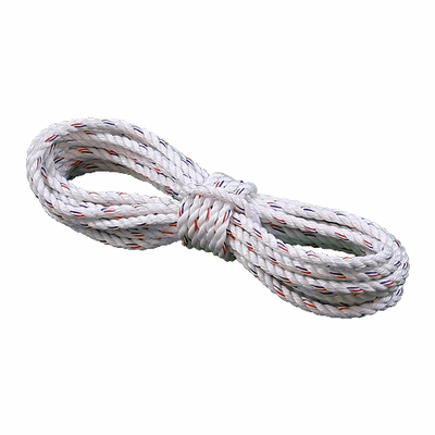 """CWC 1-1/4"""" x 150 ft PolyDac 3-Strand Rope - 19900 lbs Breaking Strength"""