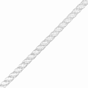 """CWC 3/8"""" Polyester 3-Strand Rope - 2900 lbs Breaking Strength"""