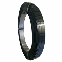 """CWC 5/8"""" x 0.02"""" Steel Strapping - 95 lbs Coil - 1470 Breaking Strength"""