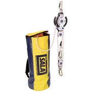 DBI Sala 50 ft Rollgliss R350 3:1 Rope Rescue System - #8902004
