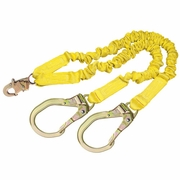 DBI Sala ShockWave2 Shock-Absorbing Y Lanyard - #1244412