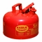 Eagle 2 Gallon Type 1 Red Safety Gas Can