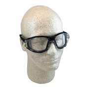 Elvex Pacaya Clear Anti-Fog Foam-Lined Safety Glasses