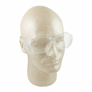 ERB 606 OTG Clear Anti-Fog Safety Glasses
