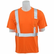 ERB 9601S AwareWear Class 2 Orange T-Shirt