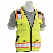 ERB S252C AwareWear Class 2 Deluxe Surveyor Vest