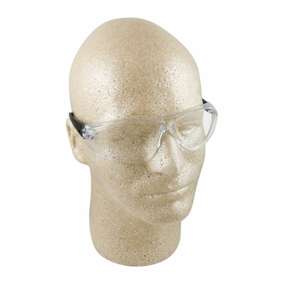 ERB Switchback Black & Clear Safety Glasses - Full Box