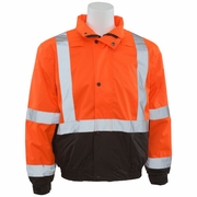 ERB W106O AwareWear Class 2 Bomber Jacket - Orange