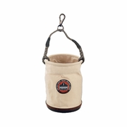 Ergodyne 5744 Small Canvas Bucket w/ Swivel Snap