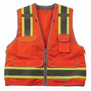 Ergodyne 8254HDZ GloWear Heavy-Duty Class 2 Surveyor's Vest