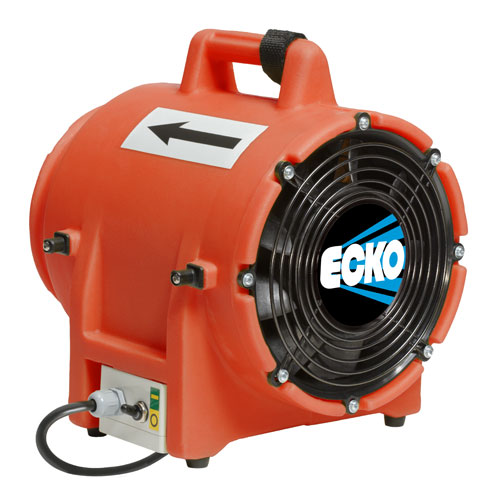 Confined Space Blowers And Fans : Euramco ecko quot confined space blower kit k