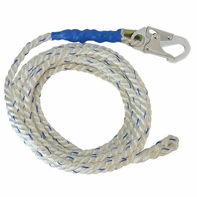 "FallTech 200 ft Vertical Lifeline - 5/8"" Rope - #820020"