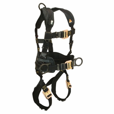 FallTech Arc Flash Construction Harness - Size Large - #8070-L