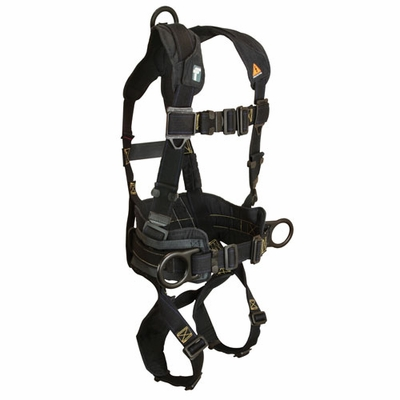 FallTech Arc Flash Construction Harness - Size Large - #8073-L