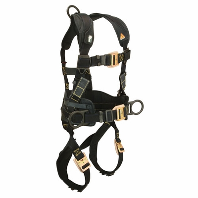 FallTech Arc Flash Construction / Rescue Harness - Size Medium - #8070R-M