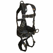 FallTech Arc Flash Construction / Rescue Harness - Size Small - #8073R-S