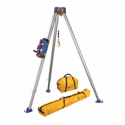 FallTech Confined Space Tripod Kit - #7500