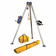 FallTech Confined Space Tripod Kit - #7504