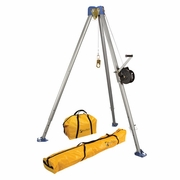 FallTech Confined Space Tripod Kit - #7505