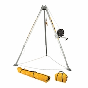 FallTech Confined Space Tripod Kit - #7507
