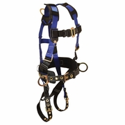 FallTech Contractor Construction Harness - Size 2X-Large - #7073-2XL