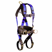 FallTech Contractor+ Construction Harness - Size 2X-Large - #7073B-2XL