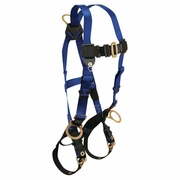 FallTech Contractor Non-Belted Construction Harness - Size Universal - #7018