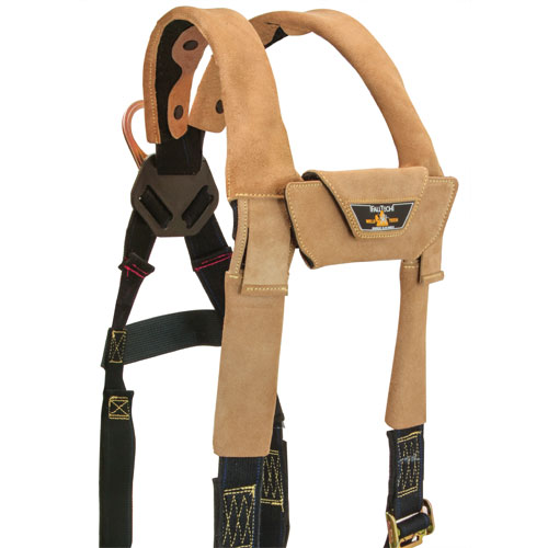 FallTech Harness Slag Shield - Size Small / Medium - #5075A