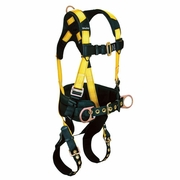 FallTech Journeyman Construction Harness - Size Small - #7035-S