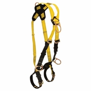 FallTech Journeyman Cross-Over Climbing Harness - Size X-Large - #7029-XL