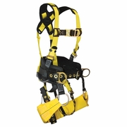 FallTech Journeyman TowerClimber Harness - Size Medium - #7042-M