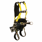 FallTech Journeyman TowerClimber II Harness - Size Medium - #7048-M