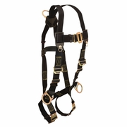 FallTech WeldTech Non-Belted Construction Harness - Size 2X-Large - #7039-2XL