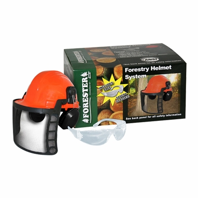 Forester Chainsaw Safety Helmet Kit - NRR 21 dB