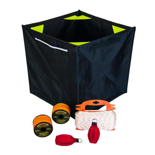 Forester Deluxe Throw Line Kit w/ Cube