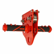 Fusion Z-Max Hyper Speed Handle Bar Trolley - Red