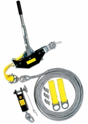 Guardian 100 ft Cable Horizontal Lifeline System
