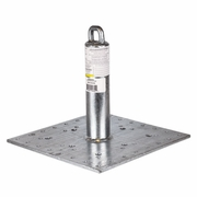Guardian CB-12 Roof Anchor for Wood, Steel & Concrete