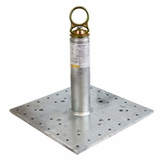 Guardian CB-12 Roof Anchor for Wood, Steel & Concrete - Swivel Top