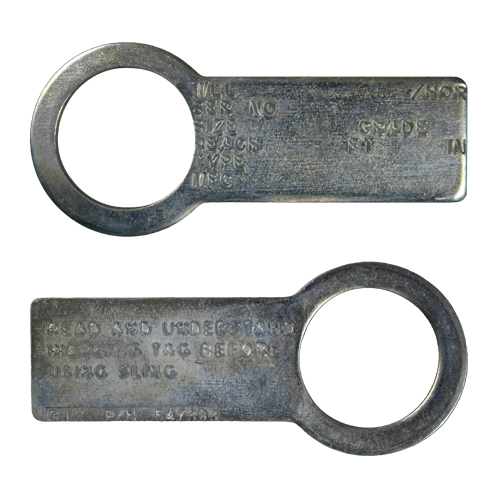 Gunnebo Steel Chain Tag - #547303