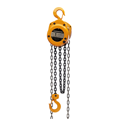 Harrington CF 1/2 Ton x 15 ft Hand Chain Hoist