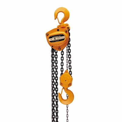 Harrington CF 5 Ton x 15 ft Hand Chain Hoist